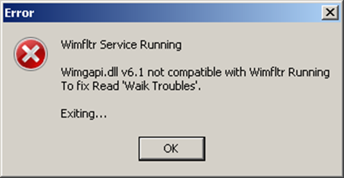 how to get rid of stop running this script message