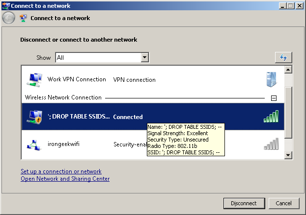 XSS, Command and SQL Injection vectors: Beyond the Form